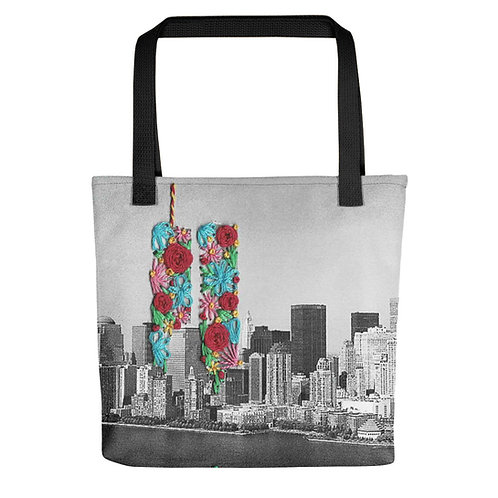 "Elise Benetreau ""9-11"" (Tote bag)"
