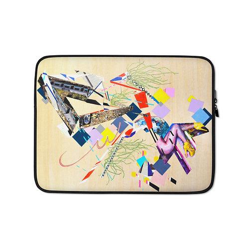 """Kahori Kamiya """"Sublimation"""" (Laptop Case)"""