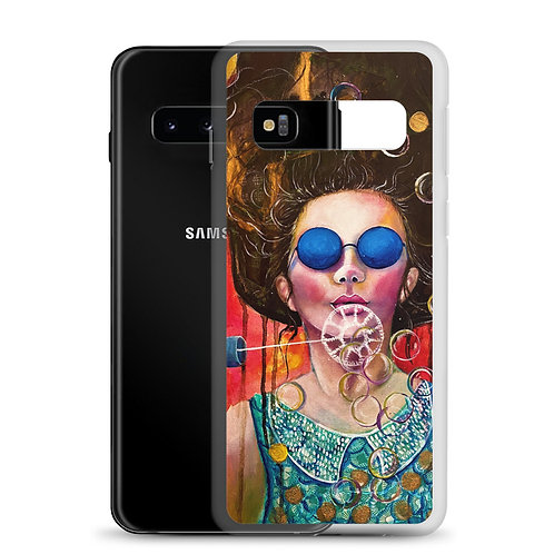 """Lola Burgos """"The Girl of the Invisible Pearls"""" (Samsung Case)"""