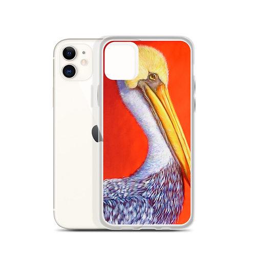 Pelican (iPhone Case) by Carol Greenwood