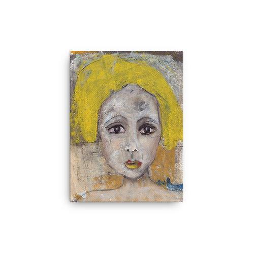 "Vicki Sullivan ""Marigolds"" (Canvas Giclee)"
