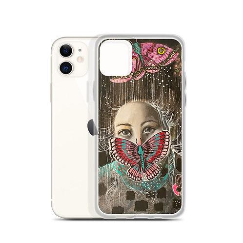 "Lola Burgos ""Resistance"" (iPhone Case)"