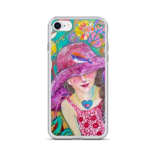 """Lola Burgos """"Untold Memories"""" (iPhone Case)"""