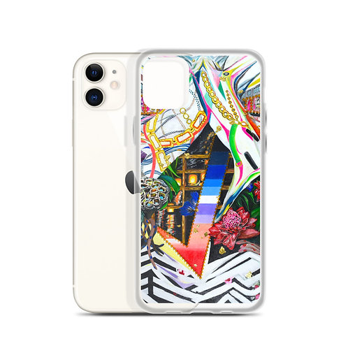 "Kahori Kamiya ""Hypno Cell 2"" (iPhone Case)"