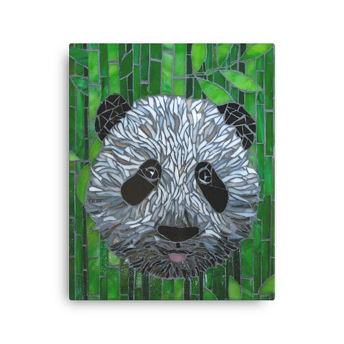 Pand (Canvas Giclee) by Katie McMurry