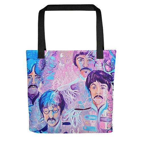 "Angela Lubinecky ""Beatles"" (Tote Bag)"