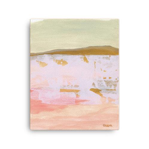 First Blush (16x20 inch Canvas Giclee) by Angela Seear