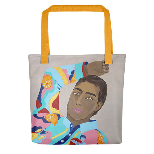 "Ali Rae Hunt ""Golden Wings"" (Tote bag)"