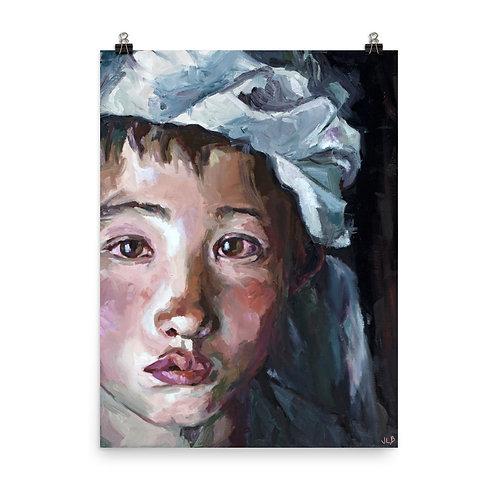 "Jennifer Lynn Beaudet ""Those Eyes"""