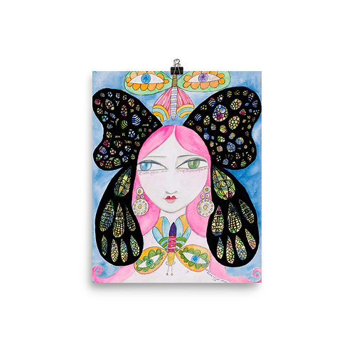 "Jennifer Betlazar ""Butterfly Girl"""