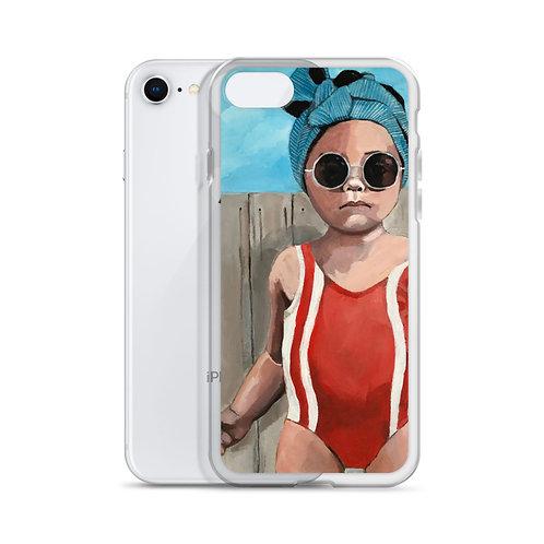 "Sabrina Cabada ""Swim Baby"" (Iphone Case)"