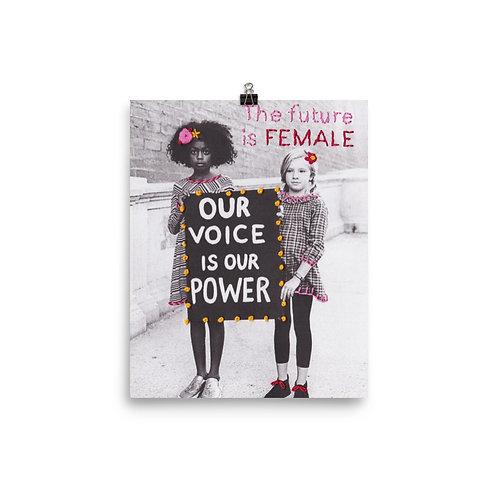 """Elise Benetreau """"Girls Voice"""""""