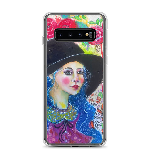 "Lola Burgos ""Waiting for February "" (Samsung Case)"
