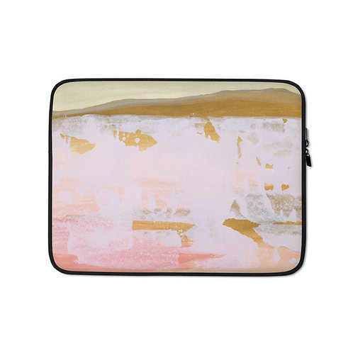 "Angela Seear ""First Blush"" (Laptop Case)"