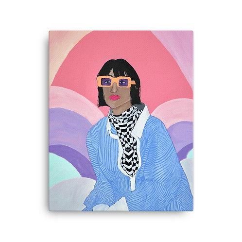 """Ali Rae Hunt """"Wonderland"""" (Canvas Giclee)"""