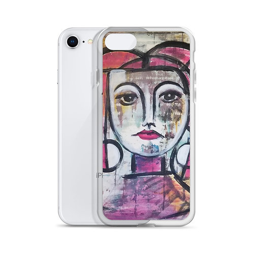 """Carol Greenwood """"Homage to Picasso"""" (iPhone Case)"""