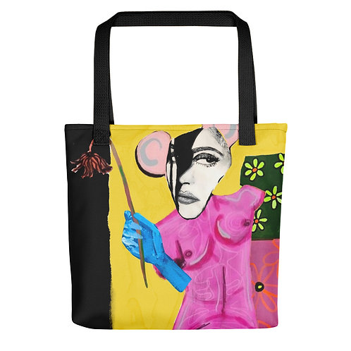 "Brittany Minnes ""Enchanted Collage"" (Tote bag)"