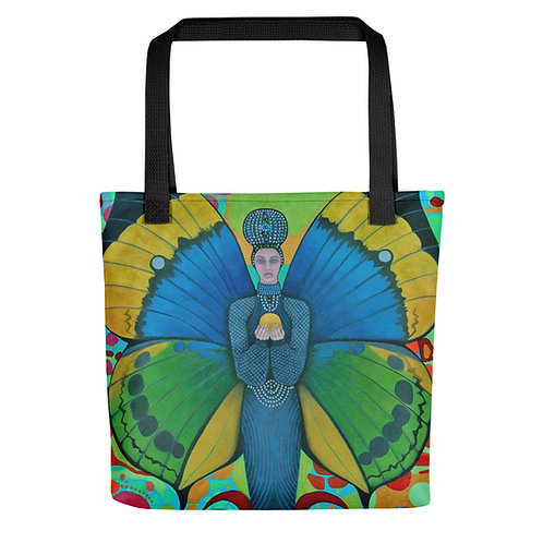 "Karla Gallagher ""Eden's Guardian"" (Tote bag)"