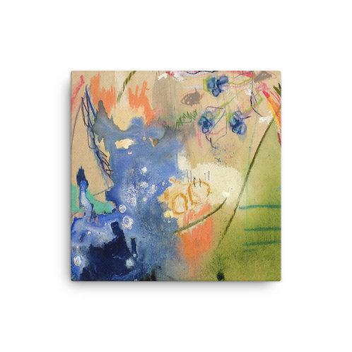 "Susan Saracino ""Immunity Booster"" (Canvas Giclee)"