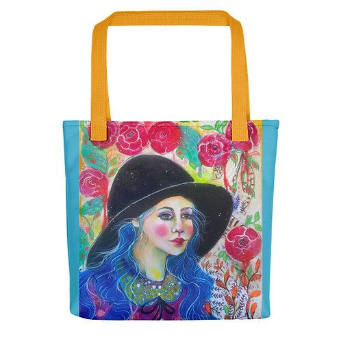 "Lola Burgos ""Waiting for February"" (Tote bag)"