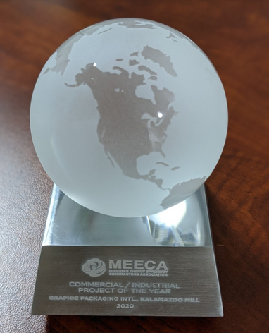2020 MEECA C&I PROJECT OF THE YEAR - GRAPHIC PACKAGING INTERNATIONAL