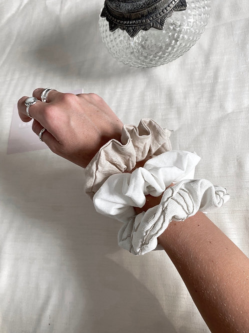 3 Pack of Scrunchies | Linens