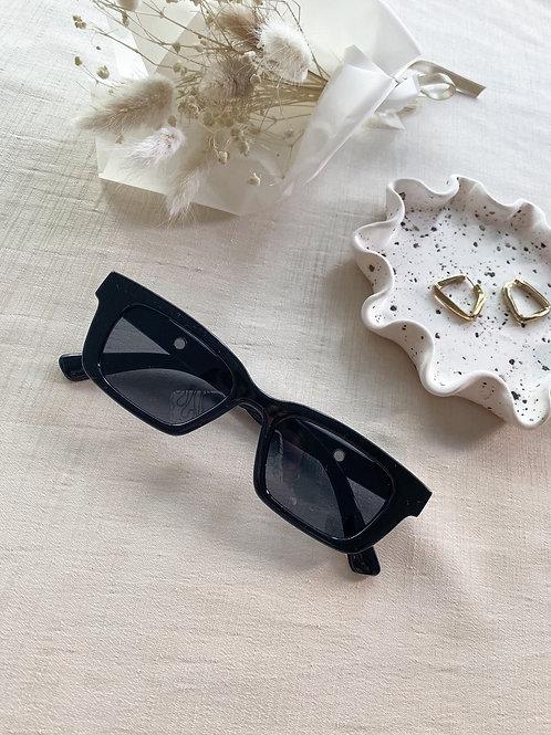 Acrylic Sunglasses | Black