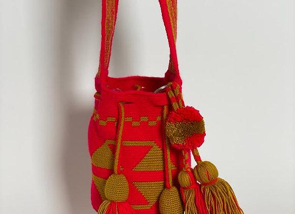 Wayuu Bag Premium 1 Thread Small
