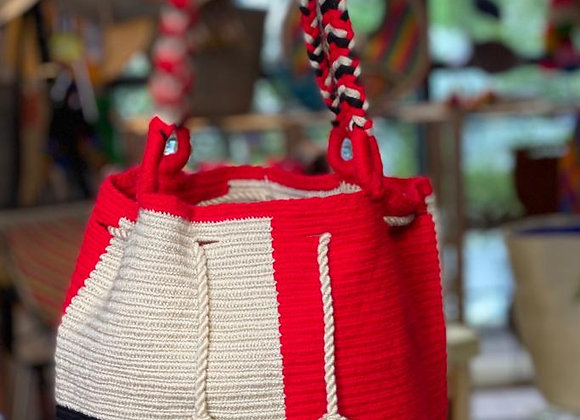 Wayuu Bag Natura Design Doble L