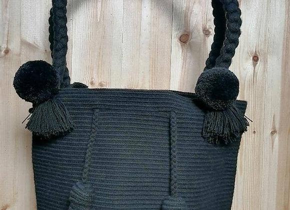 Wayuu Bag Twist Unicolor