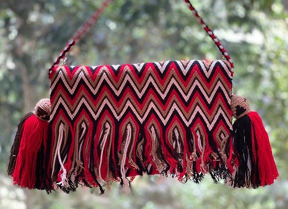 Wayuu Bag Clutch Duna