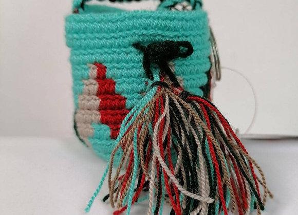 Wayuu Bag Keychain L