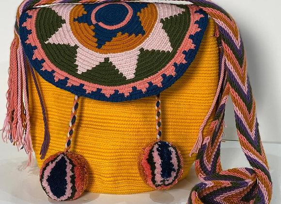 Wayuu Bag with Cover M