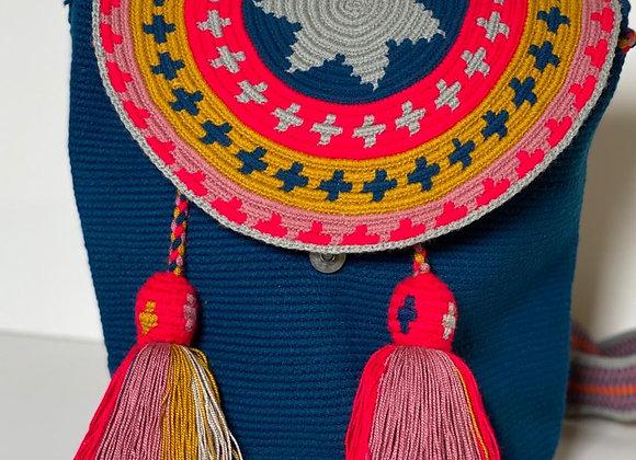 Wayuu Bag Pack Unicolor