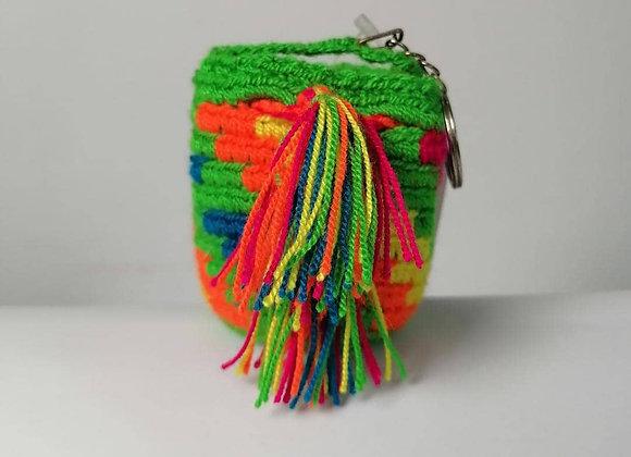 Wayuu bag keychain S