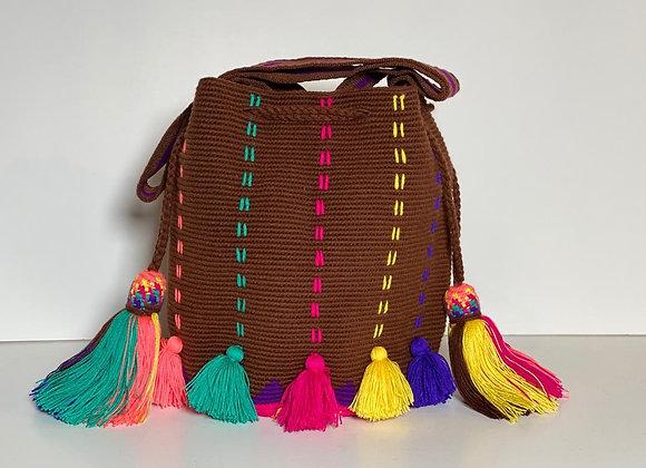 Wayuu Bag Iris L
