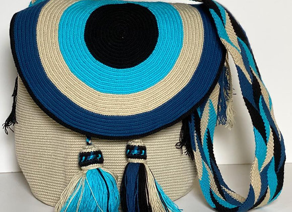 Wayuu Bag with Cover