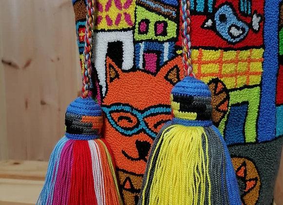 Wayuu Bag Tapizado L