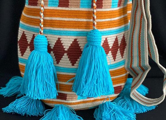 Wayuu Bag Extra Tassels