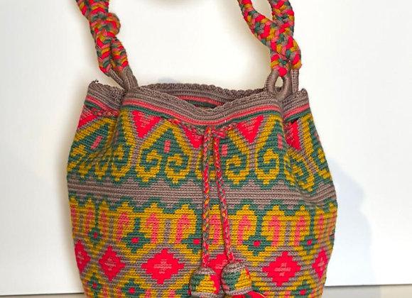 Wayuu Bag Natura Design Doble L