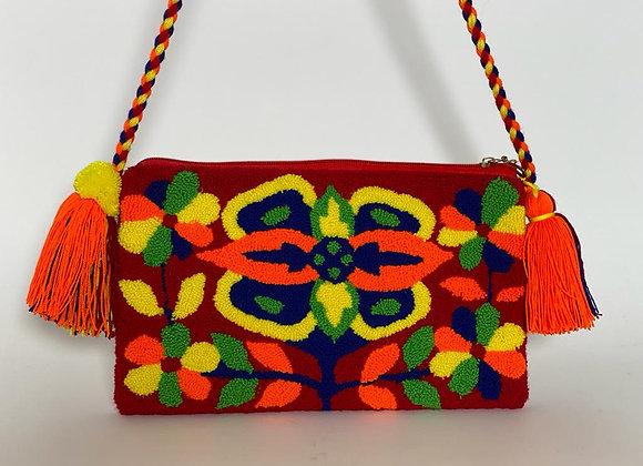 Wayuu Clutch Tapizado