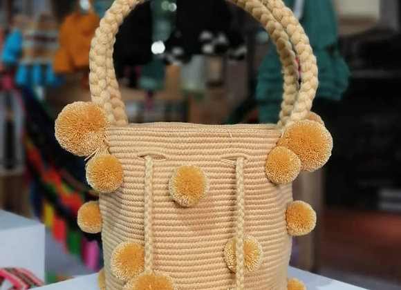 Wayuu Unicolor Twist Fun Medium