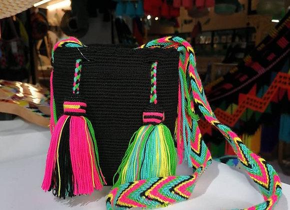 Wayuu Bag Small Unicolor