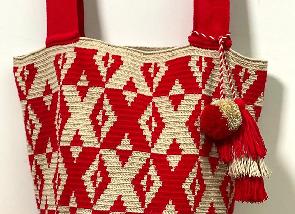 Wayuu Beach Bag