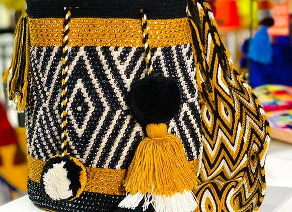 Wayuu Bag Design Decorated
