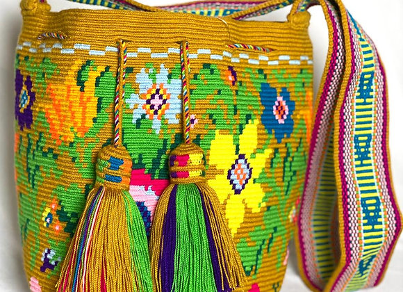 Wayuu Bag Premium 1 thread