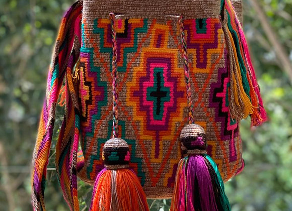 Wayuu Bag Matizada