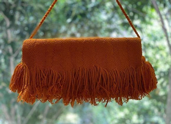 Wayuu Clutch Duna Unicolor