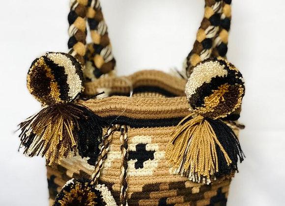 Wayuu Bag Design Twist Small