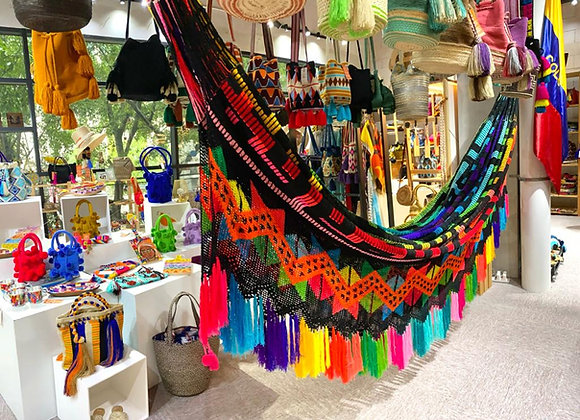 Wayuu Chinchorro Hammock
